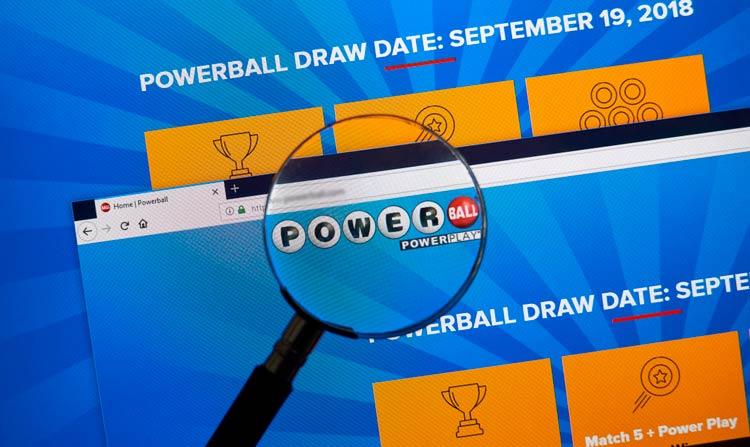 сайт лотереи powerball