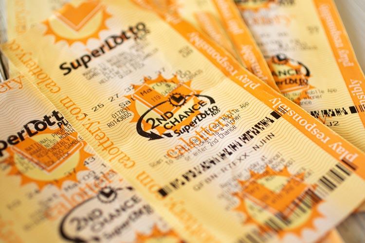 билеты Super Lotto