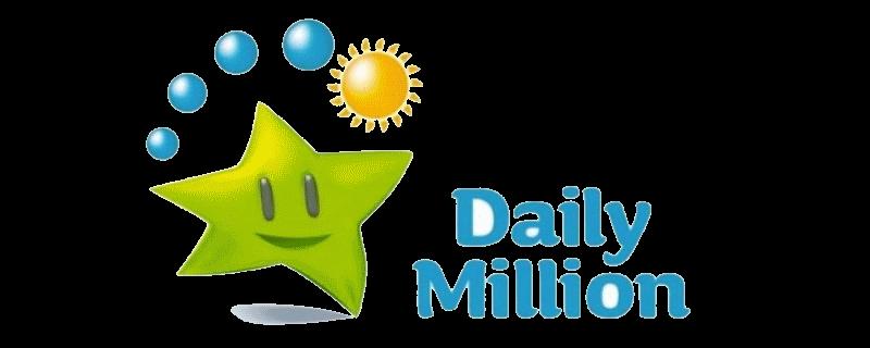 Ireland Daily Million Lottery