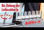 Видео Die Ziehung der Lottozahlen vom 21.03.2020 in 360 Grad c канала lottode