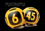 гослото 6 45