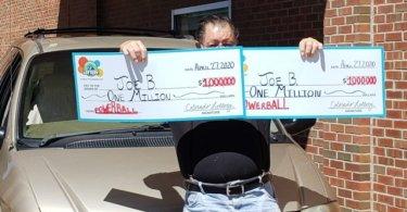 Победитель в лотерею из Колорадо