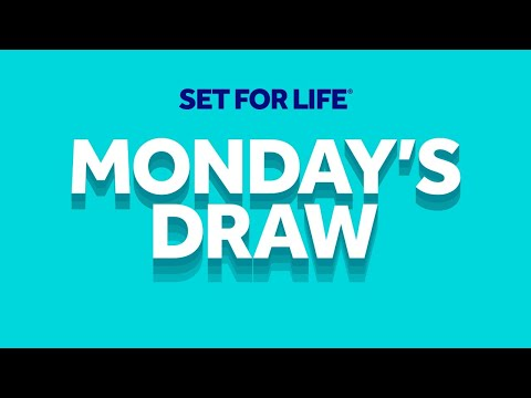 Видео The National Lottery 'Set For Life' draw results from Monday 1st June 2020 c канала The National Lottery