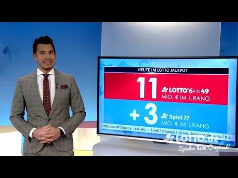 Lottozahlen 29.04 20