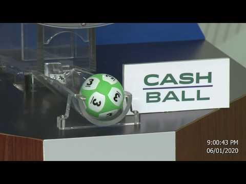 Видео Cash4Life Drawing 06-01-2020 c канала Florida Lottery
