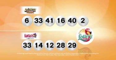 Видео Jackpot Triple Play and Fantasy 5 20200602 c канала Florida Lottery