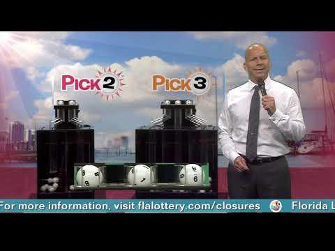 Видео Pick Midday 20200602 c канала Florida Lottery