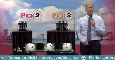 Видео Pick Midday 20200601 c канала Florida Lottery