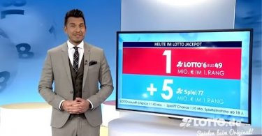 Видео Ziehung der Lottozahlen vom 01.07.2020 c канала lottode