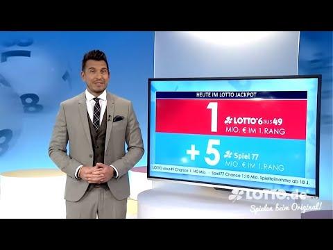 Lottozahlen 04.07 18