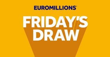 euromillions friday`s draw