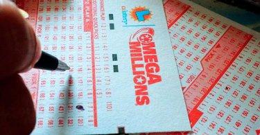 билет лотереи мега миллионс