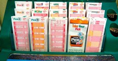 билеты иностранных лотерей
