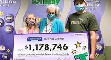 Мужчина выиграл 1 миллион долларов и потерял выигрышный билет, но…нашел его!