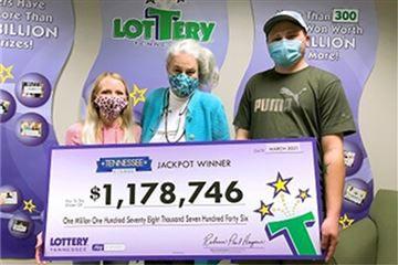 победитель 1 миллиона долларов в лотерею